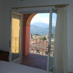Bedroombalcony view