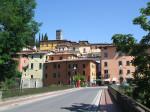 Barga Vecchia from bridge