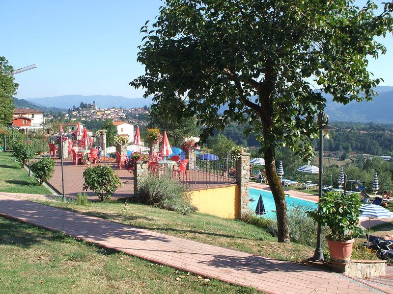 Albiano swimming pool