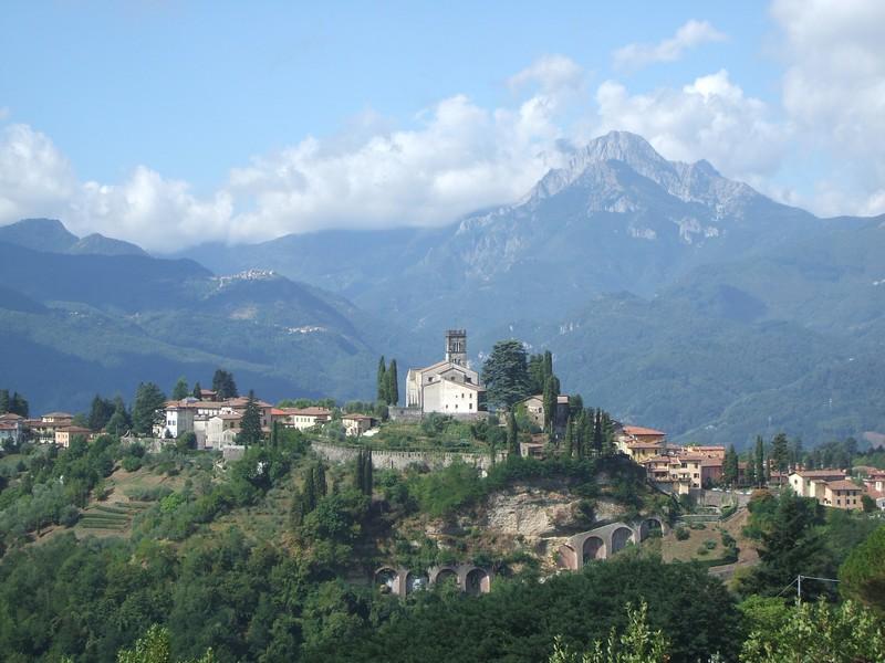 Barga and the Duomo