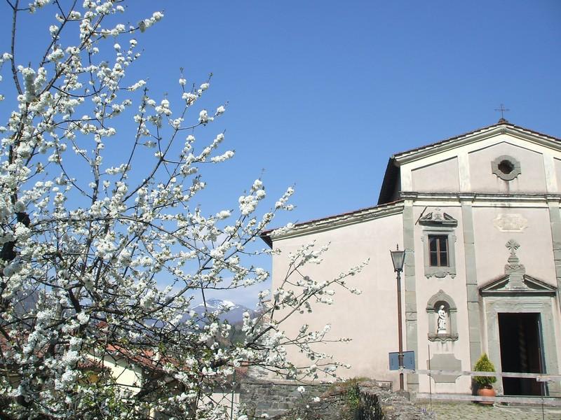 Chiesa del Santissimo Crocifisso Barga